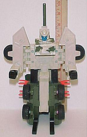 Unproduced G.I. Joe Transformer
