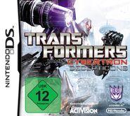 Transformers Kampf um Cybertron – Decepticons Cover
