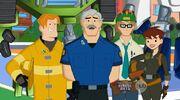 Rescue Bots Family of Heroes Cade Charlie Graham Dany.jpg