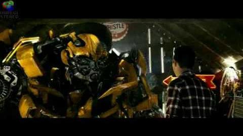 Transformers Revenge of the Fallen footage.