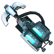 Bushido Beam Gun