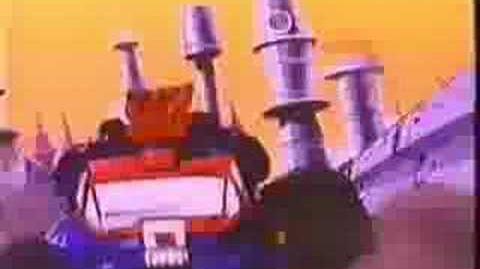 Transformers Season 4 Intro