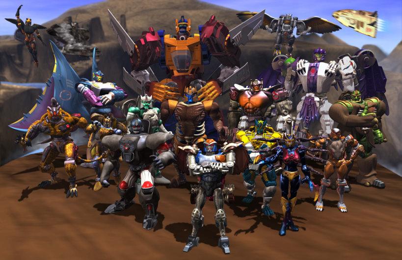 Beast Wars Transformers Teletraan I The Transformers Wiki Fandom