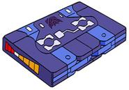 G1 Rumble cassette