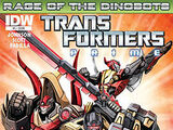 Rage of the Dinobots Issue 1
