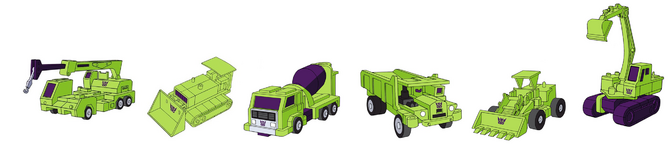 G1 Constructicon vehicles.png
