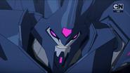 Cyclonus is really angry