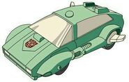 G1 Moonracer car