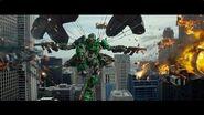 Transformers La era de la extinción - Spot con primeras imágenes