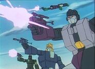 Transformers The Headmasters Decepticon soldiers