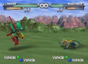 Beast Wars Transmetals Cheetor VS Waspinator.jpg