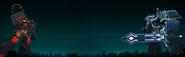 Cyberverse Das Ende des Universums Teil 3 Iaconus gegen den Quintesson Kontrollierten Croaton