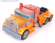 Fire Blast Optimus Prime