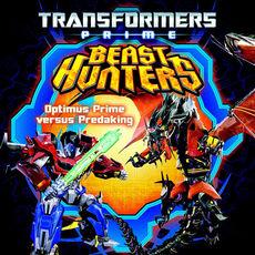 Optimus Prime versus Predaking
