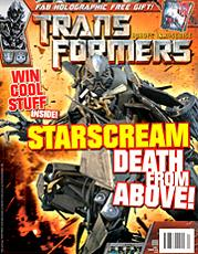 Transformers Comic issue 7