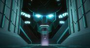 Cyberverse Das Ende des Universums Teil 2 Windblade kommuniziert mit Iaconus