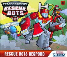 Rescue Bots Respond