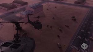 Alden Military Base