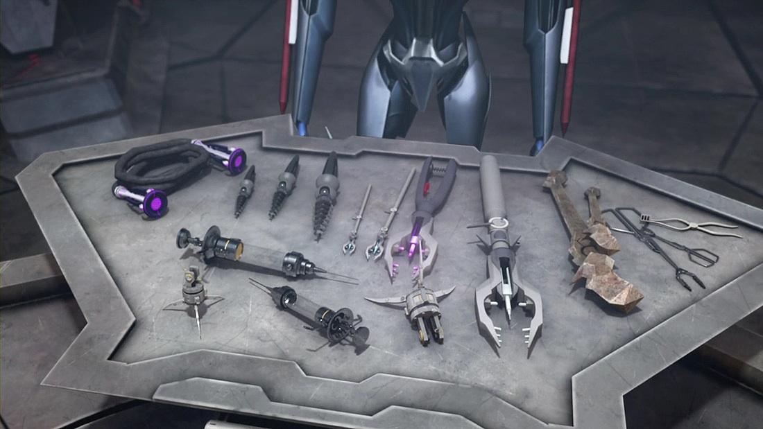 Shockwave's Tools