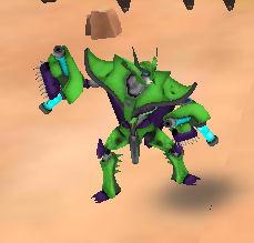 Buzzclaw (RID)