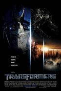 Transformers Film Poster 2