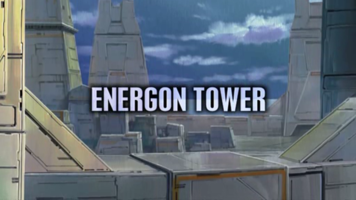 Energon Tower (episode)
