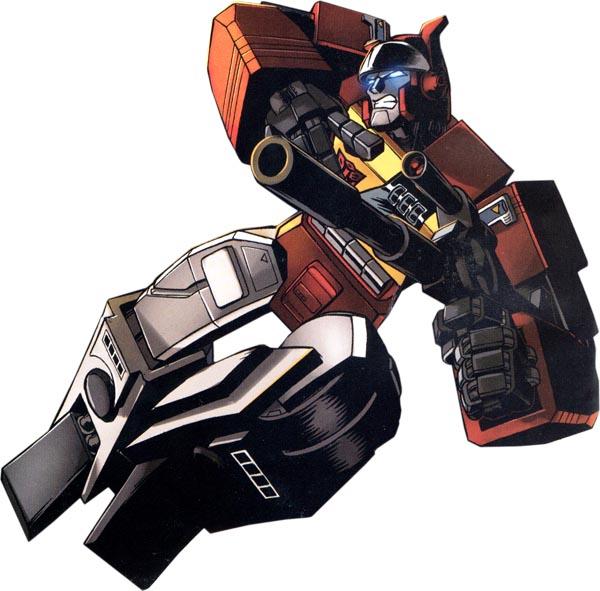Blaster (G1)