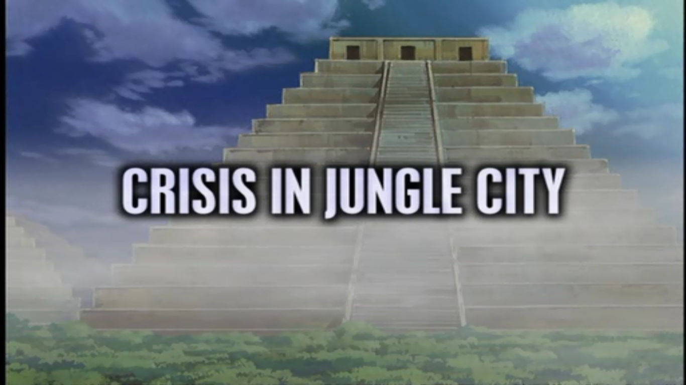 Crisis in Jungle City