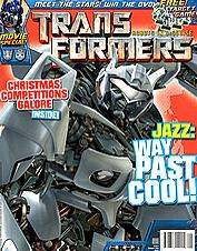 Transformers Comic issue 6