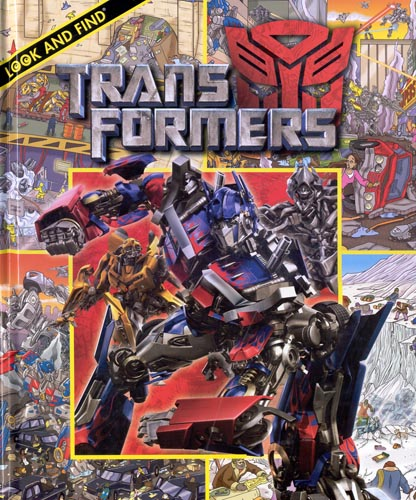 Look and Find Transformers