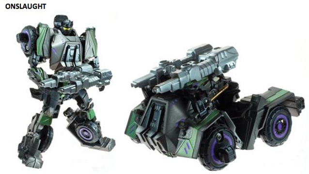 Onslaught TFP