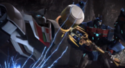 Wheeljack and Ultra Magnus battle.PNG