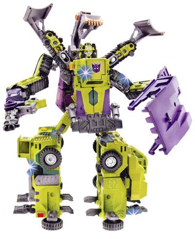 Constructicon Devastator (Ultra)