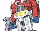 Optimusz Fővezér (G1)