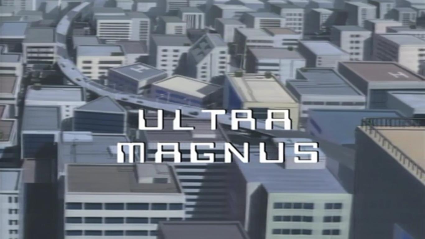 Ultra Magnus (episode)