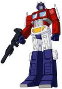 Transformers G1 Optimus Prime Clone