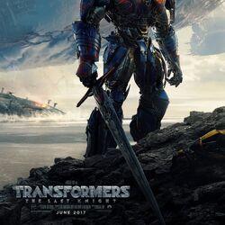 トランスフォーマー/最後の騎士王