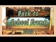 Back to School 2020 video