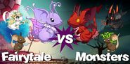 Fairytale vs Monsters