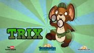 Backgound - Trix