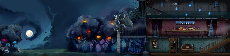Halloween 2013 - Manoir de Von Drekkemaus
