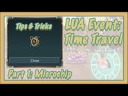 Time Travel part 1