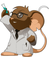Mouse scientist