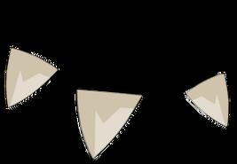 Collier de dents de chamane