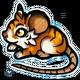 Badge Steam - Tigre