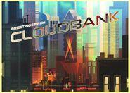 Cloudbank Postcard Text