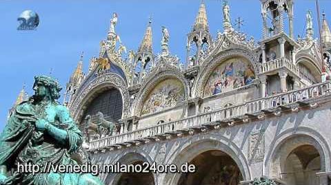 Markusplatz Venedig - Piazza San Marco