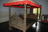 800px-Padmanabhapuram Palace cot
