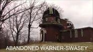 Abandoned Warner-Swasey Observatory (Part 1)