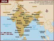 India map 001